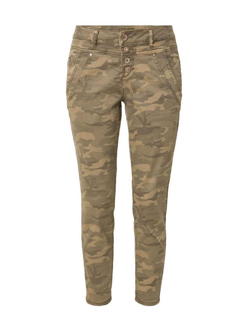 Cream Slim-fit-Jeans »Penora«