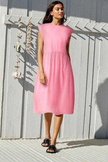Next Strandkleid »Kleid in T-Shirt-Optik« (1-tlg)