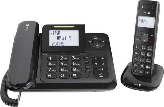 Doro »Comfort 4005 Combo« Kabelgebundenes Telefon (Mobilteile: 1)