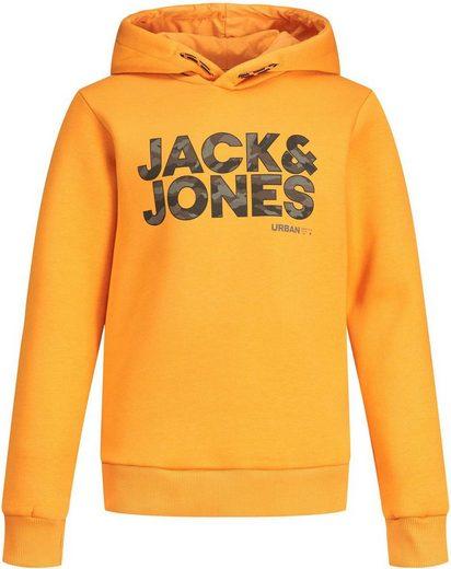Jack & Jones Junior Kapuzensweatshirt »JCORAD SWEAT HOOD JR«