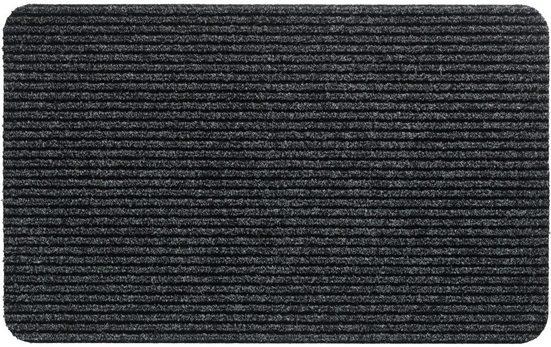 Fußmatte »Fußmatte RIPS UNI Ripsmatte rutschfest 40x60 cm«, matches21 HOME & HOBBY, rechteckig, Höhe 5 mm