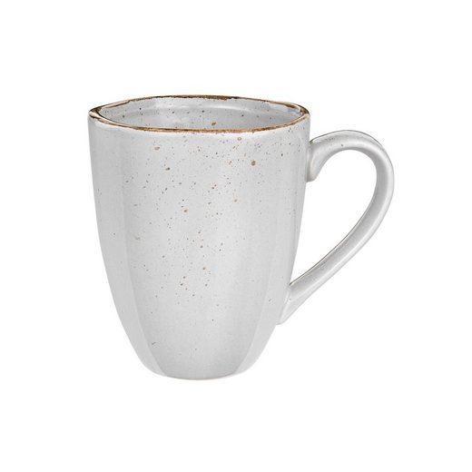 BUTLERS Tasse »FINCA 4x Tasse 300ml«, Porzellan