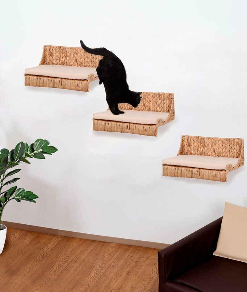 SILVIO design Katzen-Kletterwand »Fenja«, 3-tlg., BxTxH: 40x25x15 cm