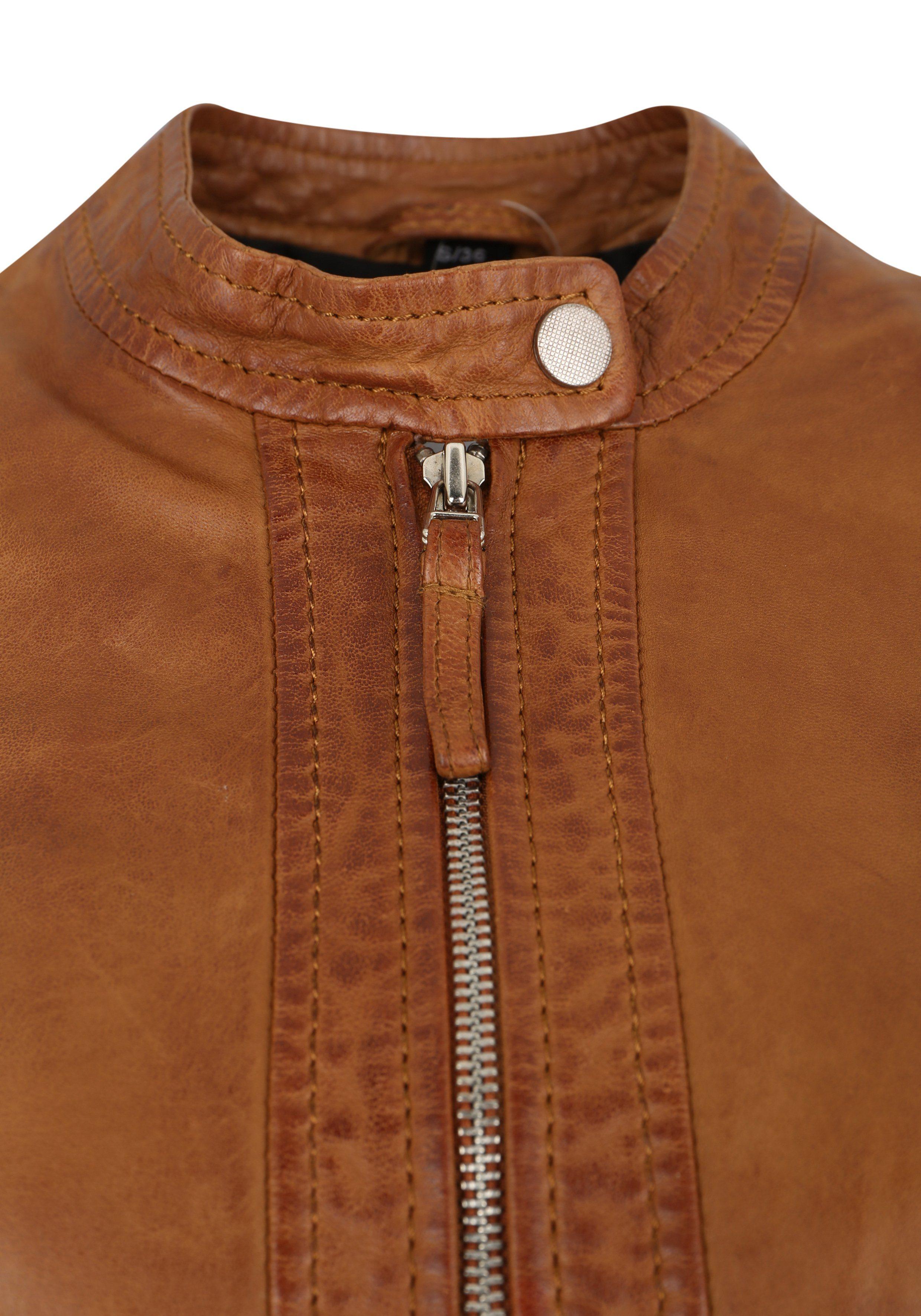 7eleven Lederjacke Modische Jacke Für Damen Von Online Kaufen