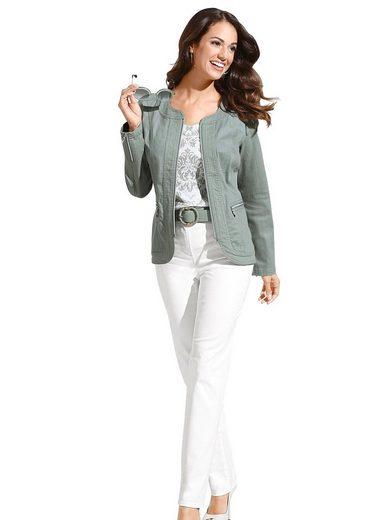 Classic Inspirationen Jeansblazer
