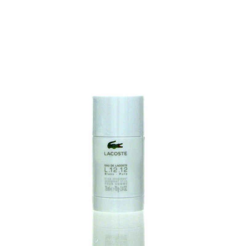 Lacoste Körperspray »Lacoste Eau de Lacoste L.12.12 Blanc Deodorant«