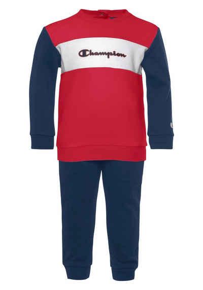 Champion Jogginganzug »Crewneck Suit«