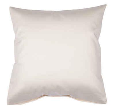 Kissenbezug »Mako-Satin«, Traumschloss (1 Stück), 100% Mako-Baumwolle, mit Reißverschluss