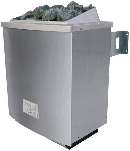 Karibu Saunaofen, 4,5 kW, für externe Steuerungen, mit Steinen