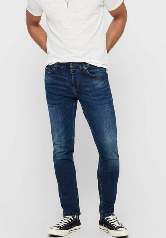 ONLY & SONS ONLY & SONS Regular-fit-Jeans »WEFT«