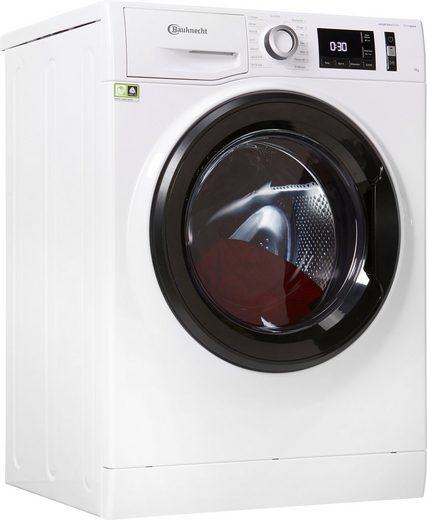 BAUKNECHT Waschmaschine W Active 712C, 7 kg, 1400 U/Min, 4 Jahre Herstellergarantie