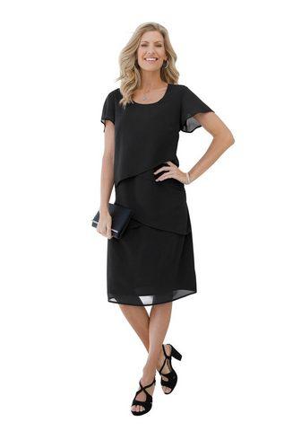 Classic Basics Chiffonkleid »Kleid«