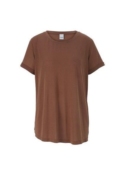 Rundhalsshirt im sportiven Schnitt   Bekleidung > Shirts > Rundhalsshirts   B.C. BEST CONNECTIONS by Heine