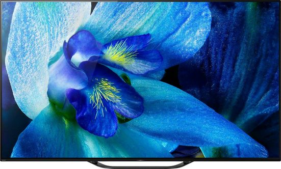 Sony KD65AG8 OLED-Fernseher (164 cm/65 Zoll, 4K Ultra HD, Smart-TV, HDR, Android TV)