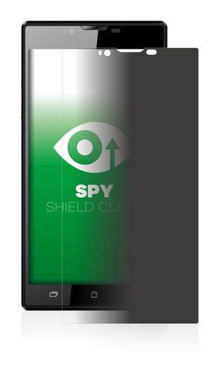 upscreen Schutzfolie »für Archos 55 Platinum«, Folie Schutzfolie Sichtschutz klar anti-spy