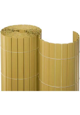 NOOR Balkono sienelė BxH: 3x18 Meter bambus...
