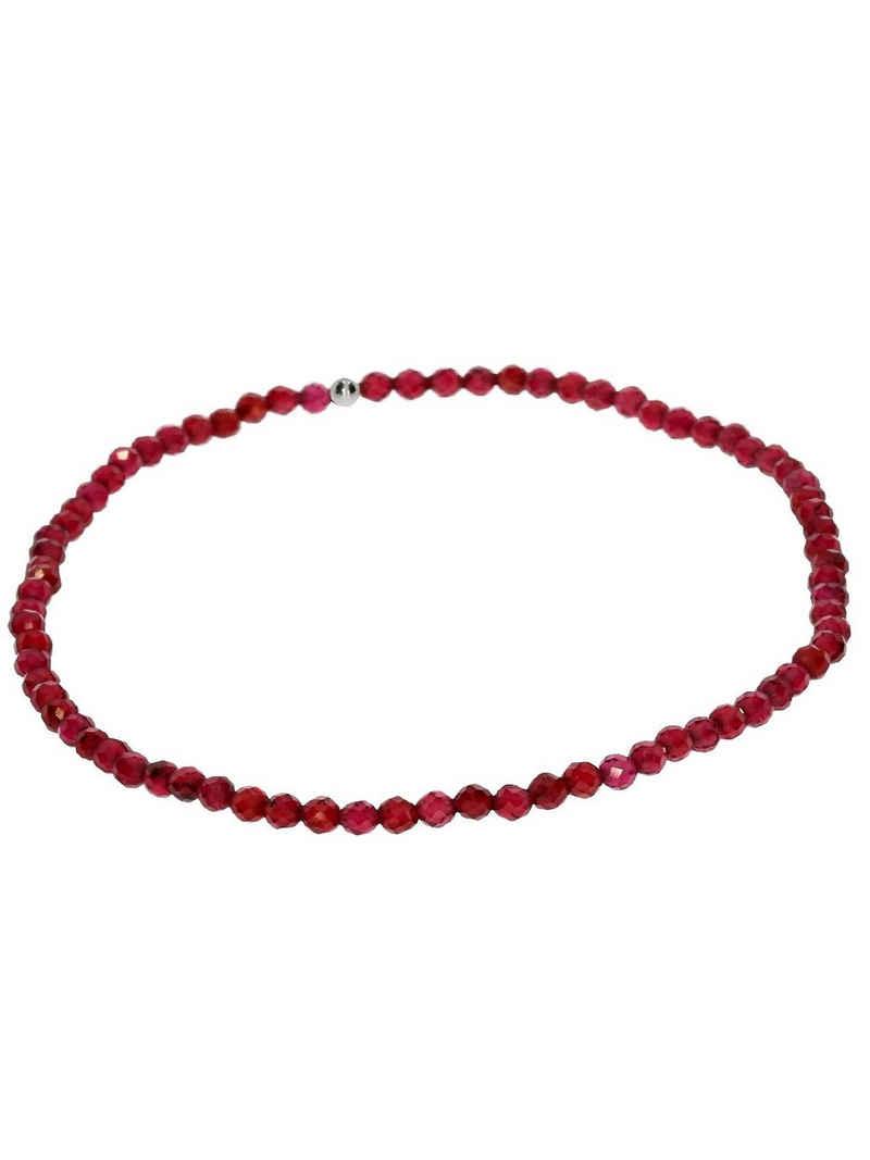 Adelia´s Armband »Granat Armband 17 18 cm«