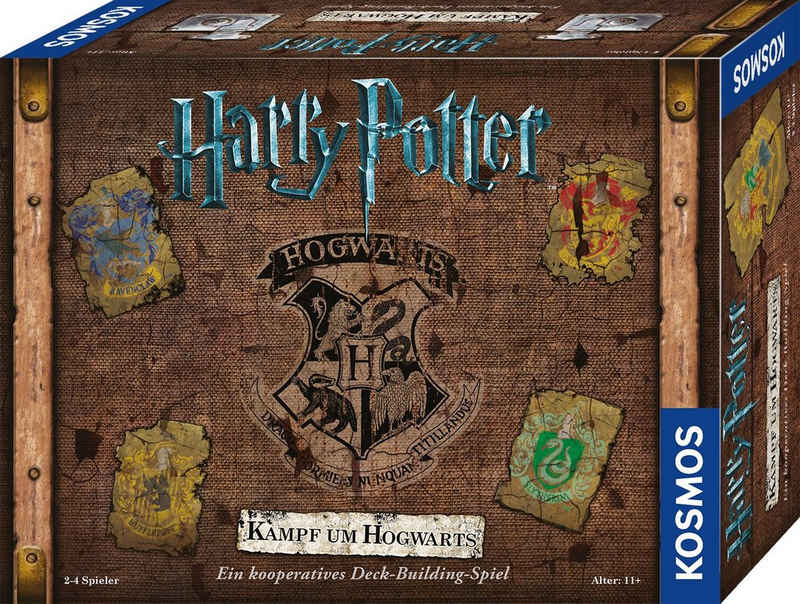 Kosmos Spiel, Gesellschaftsspiel »Harry Potter - Kampf um Hogwarts«
