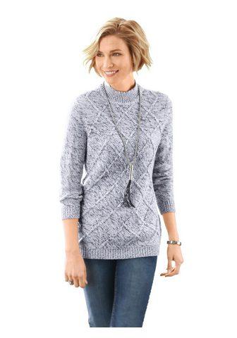 Classic Basics Stehkragenpullover »Pullover«