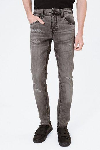 Harlem Soul Slim-fit-Jeans »CLE-VE« mit Destroy-Effekte