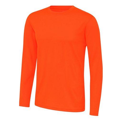 AWDIS Longsweatshirt »Just Cool Herren T-Shirt Langarm Cool Performance«