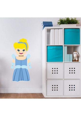 Wall-Art Wandtattoo »Spielfigur Cinderella Disn...
