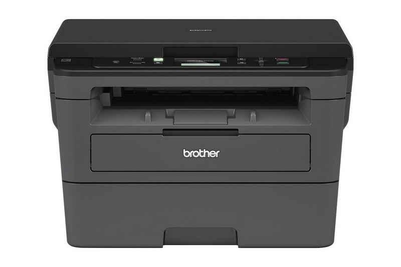 Brother DCP-L2530DW Multifunktionsdrucker, (WLAN, automatischer Duplexdruck)