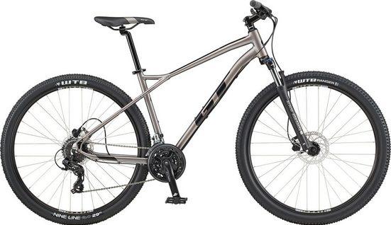 GT Mountainbike »27.5/29 M Aggressor Expert«, 24 Gang Shimano Altus Schaltwerk, Kettenschaltung