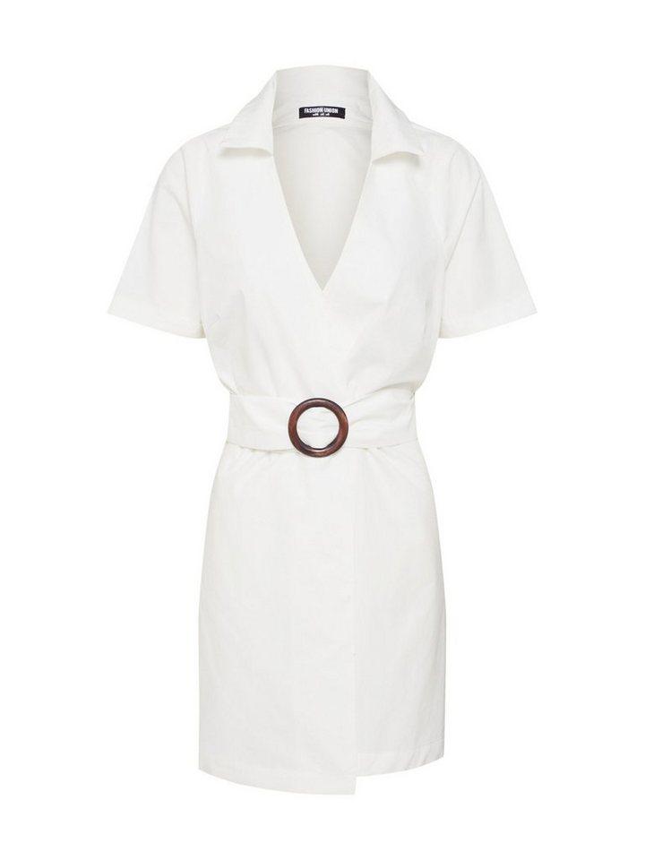 fashion union -  Sommerkleid »RAPPER«
