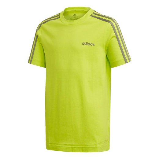 adidas Performance T-Shirt »Essentials 3-Streifen T-Shirt«