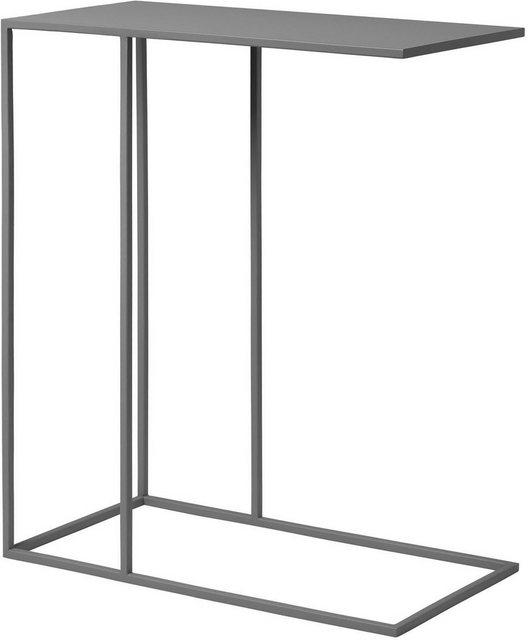 Wohnzimmertische - BLOMUS Beistelltisch »Beistelltisch FERA Steel Gray«  - Onlineshop OTTO