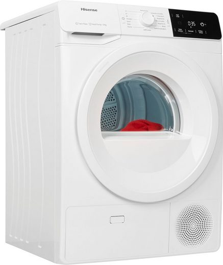 Hisense Wärmepumpentrockner DHGE901, 9 kg