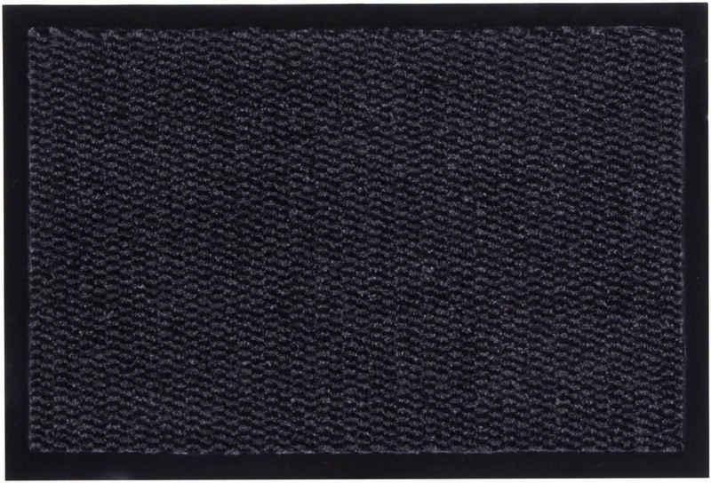 Fußmatte »Easy«, Andiamo, rechteckig, Höhe 5 mm, Schmutzfangmatte, Innen- und überdachten Außenbereich geeignet