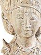 heine home Wanddeko Götterfigur aus Massivholz, Bild 3