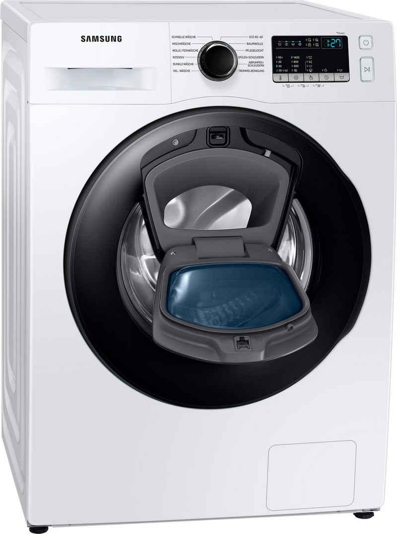 Samsung Waschmaschine WW4500T WW8ET4543AE/EG, 8 kg, 1400 U/min, AddWash™