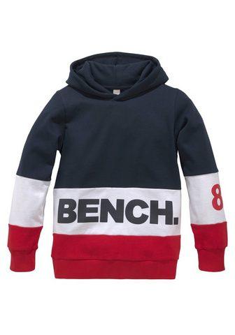 Bench. Sportinis megztinis su gobtuvu im colo...