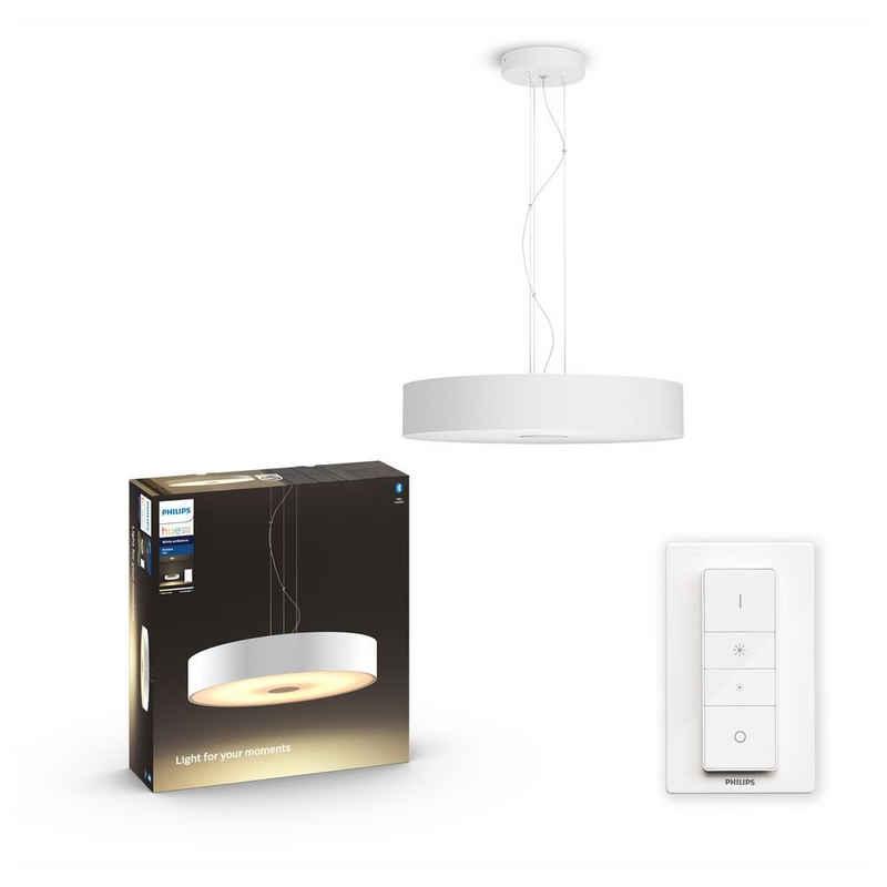 Philips Hue LED Pendelleuchte »Bluetooth White Ambiance Pendelleuchte Fair in«, Hängeleuchte, Pendellampe, Pendelleuchte