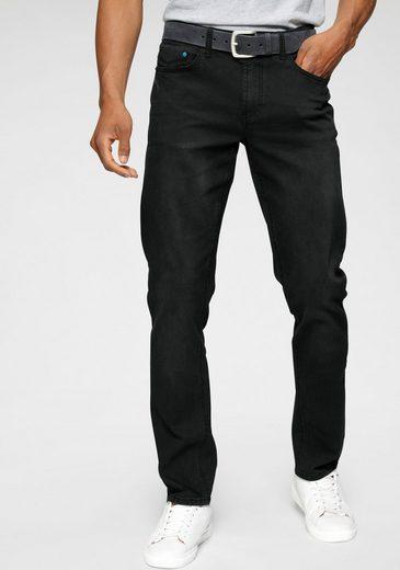 H.I.S Slim-fit-Jeans »FLUSH« Nachhaltige, wassersparende Produktion durch OZON WASH