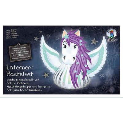 URSUS Laterne »Laternen Bastelset Pegasus«
