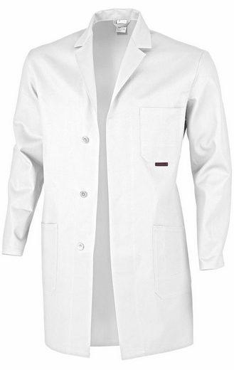 QUALITEX HIGH QUALITY WORKWEAR Arbeitsjacke »classic« (1-St) Arbeitsbundjacke mit 4 Taschen - Blickdicht - Strapazierfähig - Pflegeleicht - Waschbar