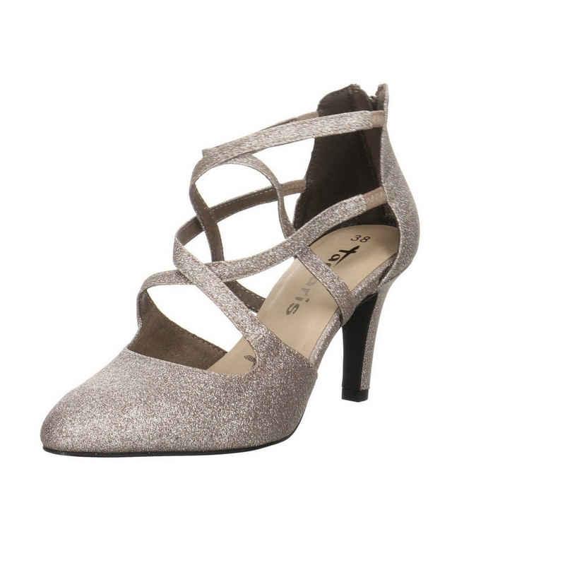 Tamaris »Metallic - Pumps Schuhe Damenschuhe Elegant« High-Heel-Pumps