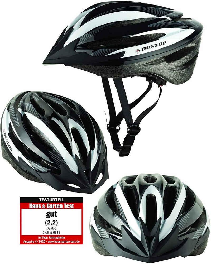 Dunlop Fahrradhelm »Dunlop Fahrradhelm für Damen, Herren, Kinder, EPS«