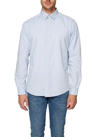 Esprit Marškiniai ilgomis rankovėmis su Abnäh...