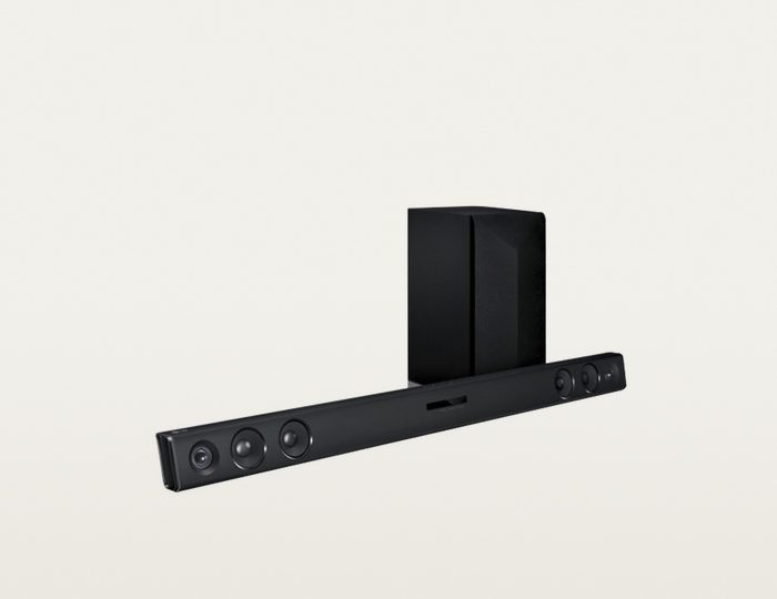 LG LAC553B Soundbar mit Bluetooth