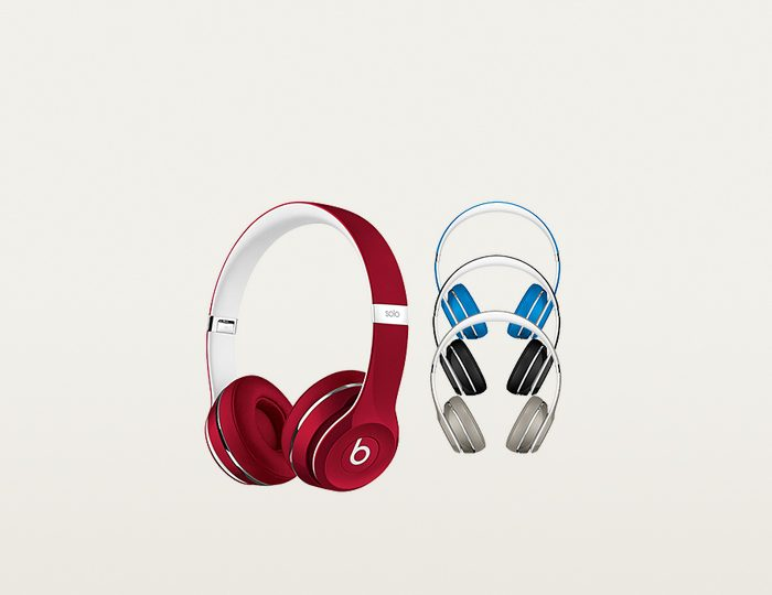 Beats by Dr. Dre Solo 2 Luxe Edition On-Ear-Kopfhörer