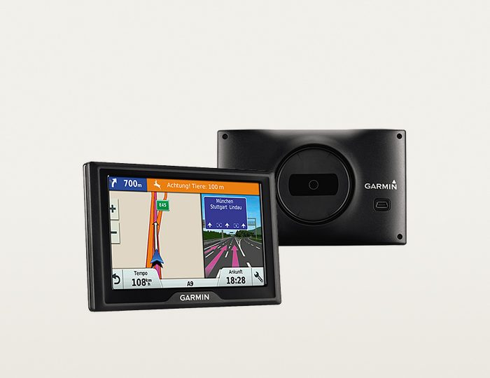 Garmin Navigationsgerät »DRIVE 40 LMT CE«