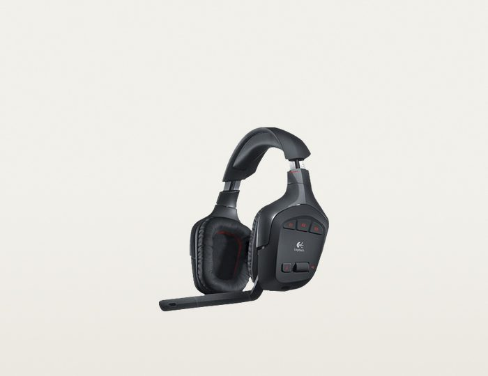 Logitech Games Gaming-Headset »Wireless Headset G930 - 981-000550«