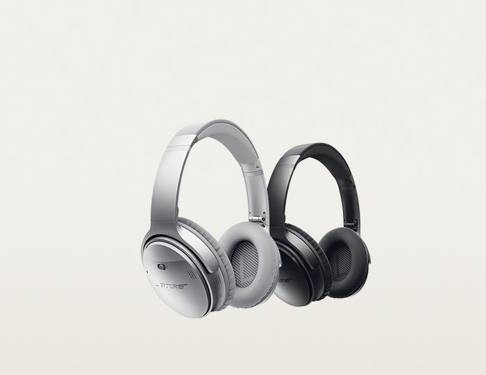 Bose® QuietComfort® QC 35 wireless headphone