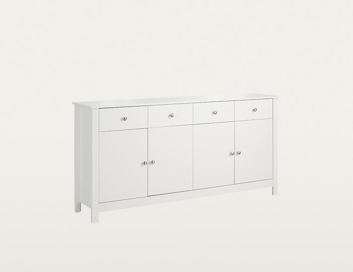 Home affaire Sideboard »Justin«, Breite 156 cm