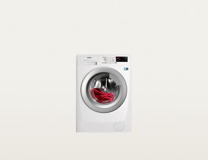 AEG Waschmaschine L14AS8, A+++, 8 kg, 1400 U/Min